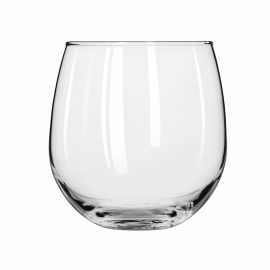LIBBEY 222, RED WINE, 16.75 OZ, STEMLESS - 12 PER CASE