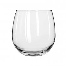 WINE, 16.75 OZ RED, STEMLESS