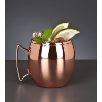 MUG, COPPER, MOSCOW MULE 14 OZ
