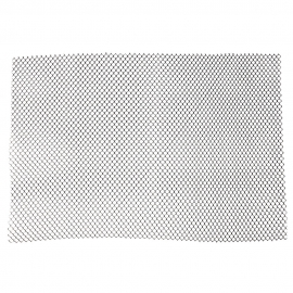 BLACK ROLL SHELF MESH,  2' X 10' ROLL (EACH)