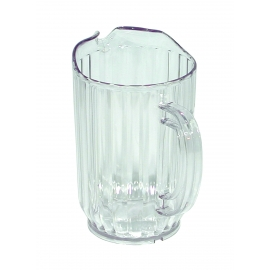 32 OZ CLEAR SQUAT POLYCARBONATE PITCHER (EACH)