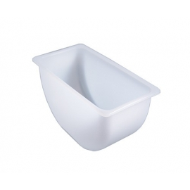 1 PINT PLASTIC CONDIMENT TRAY REPLACEMENT INSERTS (EACH)