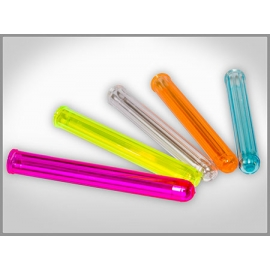 1 OZ SHOOTER TUBE, ASSORTED COLORS AVAILABLE (50/BAG)