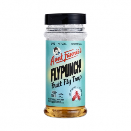 FRUIT FLY TRAP, FLYPUNCH, NON-