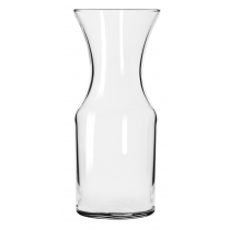CARAFE, 21.5 OZ DECANTER (12)