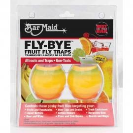 FLY-BYE FRUIT FLY TRAP - 2 PER PACKAGE
