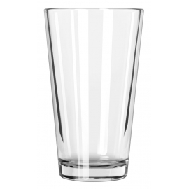 LIBBEY 1637HT, MIXING GLASS, 20 OZ HEAT-TREATED - 24 PER CASE