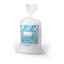 BAG, PLASTIC, 10LB, PRINTED, """"