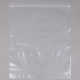 "ZIP CLOSURE PLASTIC STORAGE BAG, 2 GALLON, 13"" X 15"" - 100 PER BOX"
