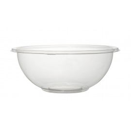 FINELINE 320 OZ CLEAR PLASTIC BOWL, SUPER BOWL, 5320-CL (25)