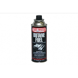 MR. BAR-B-Q BUTANE FUEL CANISTER, 8 OZ, 12 CANS PER CASE