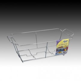 CHAFING RACK, WIRE, FOR FULL SIZE FOIL (DISPOSABLE) PANS - 24 PER CASE