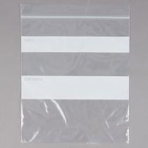 BAG, PLASTIC, QT, ZIP CLOSURE,