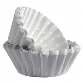 BUNN COFFEE FILTERS FOR 1.5 GAL URN - 500 PER BOX