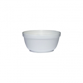 DART 12B32, 12 OZ WHITE FOAM BOWL, (1000) USE ANY SIZE 32 LID