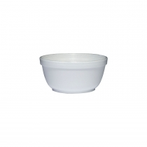 BOWL, FOAMM WHITE, 12 OZ, 12B