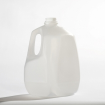 JUG, PLASTIC, TEA, GALLON, W/C