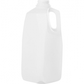 PLASTIC 1/2 GALLON JUGS WITH LIDS INCLUDED (108)