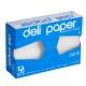 DELI PAPER, 8 X 10-3/4 RW-86,
