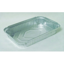 CONTAINER, FOIL, 4 LB OBLONG C