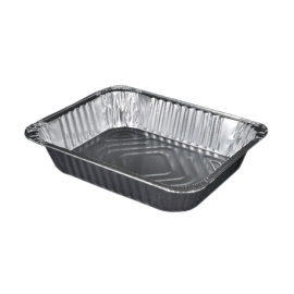 DPI 1/2 SIZE DEEP FOIL STEAM TABLE PAN, 4200-100, 40 GA (100)