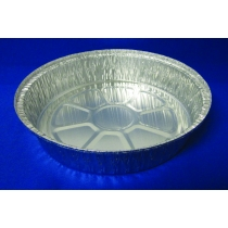 CONTAINER, FOIL, 9 ROUND, 509