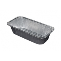CONTAINER, FOIL, 1/3 SIZE STEA