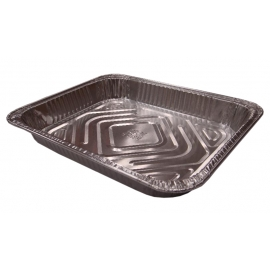 DPI 1/2 SIZE DEEP FOIL STEAM TABLE PAN, FS4200-100 (100)