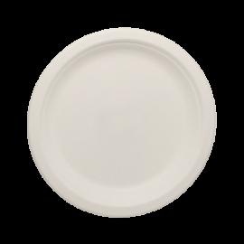 """KARAT BAGASSE 7"""" COMPOSTABLE PLATE (1,000)"""