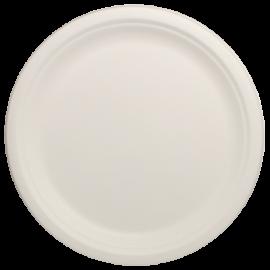 """KARAT BAGASSE 10"""" COMPOSTABLE PLATE (500)"""