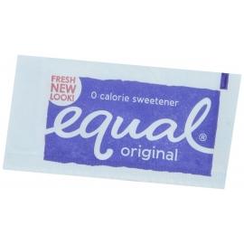 EQUAL® SUGAR SUBSTITUTE SWEETENER, 1 GRAM PACKETS (2000)