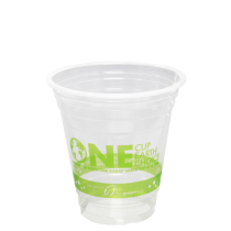 CUP, PLA, CLEAR, 12 OZ *STOCK