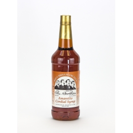 FEE BROTHER'S AMARETTO SYRUP 1 QUART (EACH)