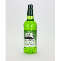 SOUR APPLE, QUART, CORDIAL SYR