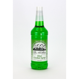 FEE BROTHERS KIWI CORDIAL SYRUP 1 QUART (EACH)