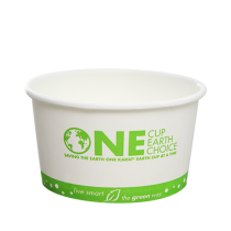 CONTAINER, ECO-FRIENDLY, 12 OZ