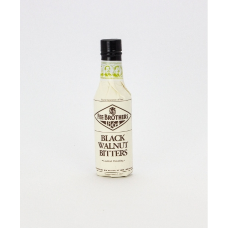 BLACK WALNUT BITTERS 5 OZ (EAC