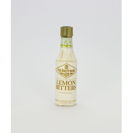 FEE BROTHERS LEMON BITTERS 5 OZ BOTTLE (EACH)