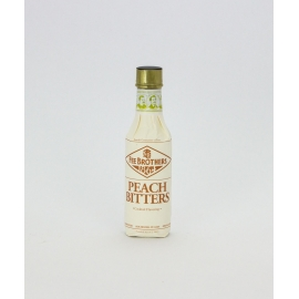 FEE BROTHERS PEACH BITTERS 5 OZ BOTTLE (EACH)