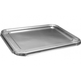 HANDI FOIL 1/2 SIZE STEAM TABLE PAN LIDS, 2049-30-100 (100)