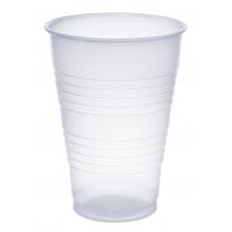 CUP, PLASTIC, TRANS, 14 OZ, 14