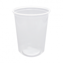 CONTAINER, DELI, 32 OZ, CLEAR