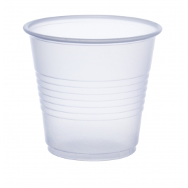 DART Y35, 3.5 OZ TRANSLUCENT PLASTIC CUP, (2500)