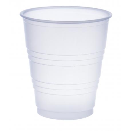 CUP, PLASTIC, TRANS, 5 OZ, 5N2