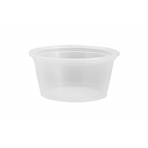 CUP, PORTION, 2 OZ, TRANSLUCEN