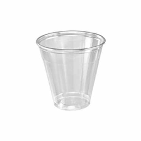 CUP, PLASTIC, CLEAR, 5 OZ,  5
