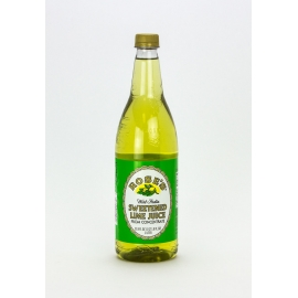 ROSE'S LIME JUICE, MIXER, LITER BOTTLE - SOLD PER BOTTLE