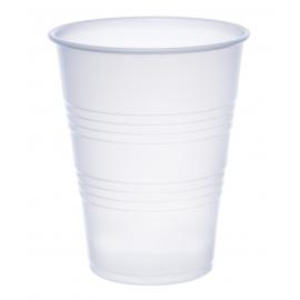 DART Y9, 9 OZ TRANSLUCENT PLASTIC CUP, (2500)