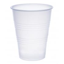 CUP, PLASTIC, TRANS, 9 OZ, 9N2