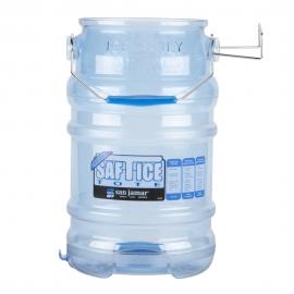 SAN JAMAR SAFE-T-ICE® BUCKET, 6 GALLON / 25 LB ICE CAPACITY (EACH)